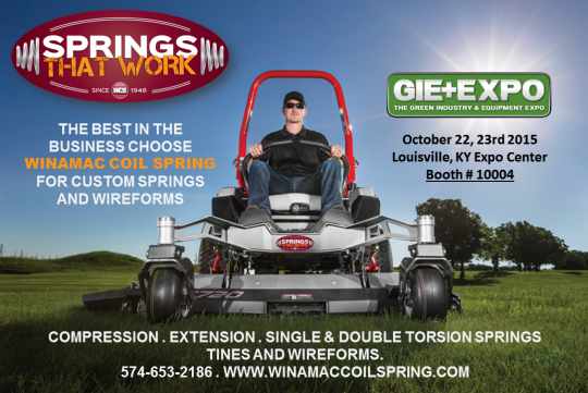 SPRINGS THAT WORK GIE+EXPO